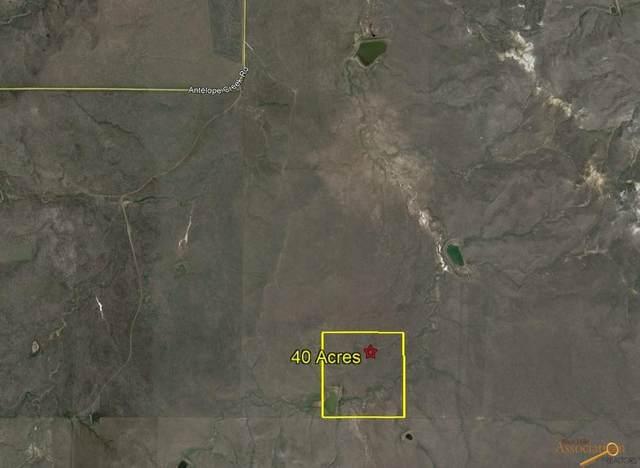 tbd Antelope Creek Rd, Caputa, SD 57725 (MLS #154735) :: Daneen Jacquot Kulmala & Steve Kulmala