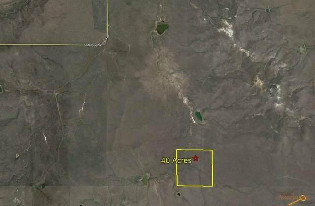 tbd Antelope Creek Rd, Caputa, SD 57725 (MLS #154736) :: Daneen Jacquot Kulmala & Steve Kulmala