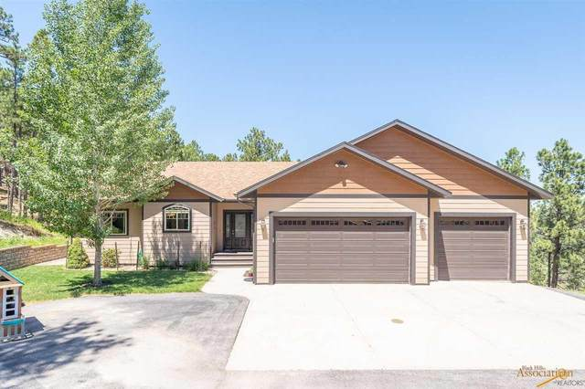 11621 High Valley Dr, Rapid City, SD 57702 (MLS #154752) :: Dupont Real Estate Inc.