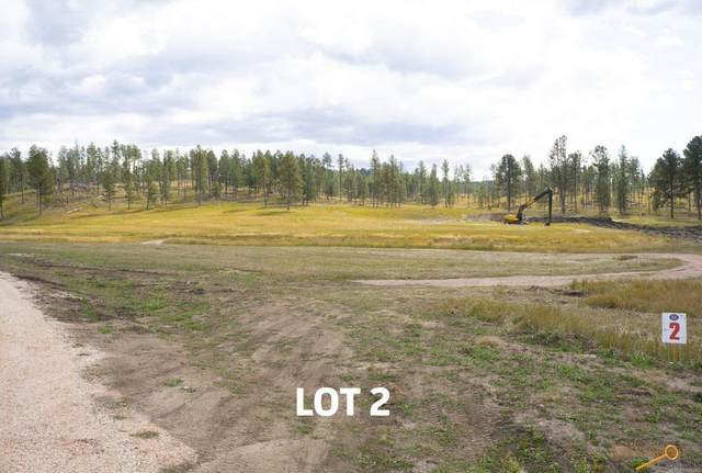 Lot 2 Other, Custer, SD 57730 (MLS #154806) :: Daneen Jacquot Kulmala & Steve Kulmala