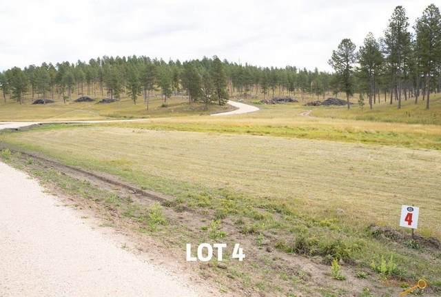 Lot 4 Other, Custer, SD 57730 (MLS #154811) :: Daneen Jacquot Kulmala & Steve Kulmala