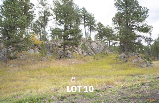 Lot 10 Other, Custer, SD 57730 (MLS #154821) :: Daneen Jacquot Kulmala & Steve Kulmala