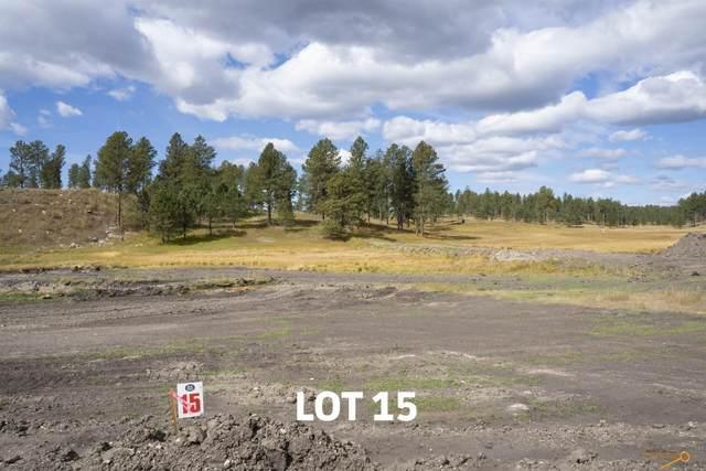 Lot 15 Other, Custer, SD 57730 (MLS #154822) :: Daneen Jacquot Kulmala & Steve Kulmala
