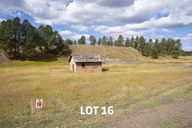 Lot 16 Other, Custer, SD 57730 (MLS #154826) :: Daneen Jacquot Kulmala & Steve Kulmala
