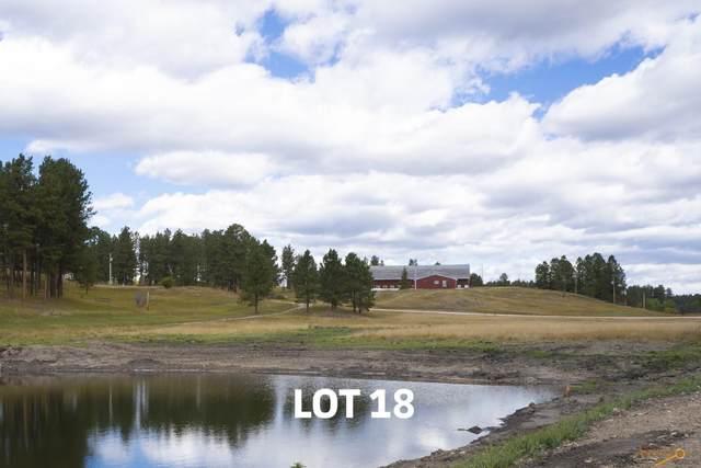 Lot 18 Other, Custer, SD 57730 (MLS #154828) :: Daneen Jacquot Kulmala & Steve Kulmala
