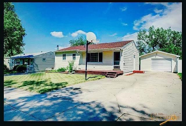3324 Cypress, Rapid City, SD 57701 (MLS #154839) :: Black Hills SD Realty