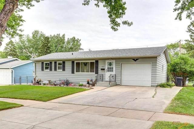 3316 E Anaconda Rd, Rapid City, SD 57701 (MLS #154861) :: Heidrich Real Estate Team