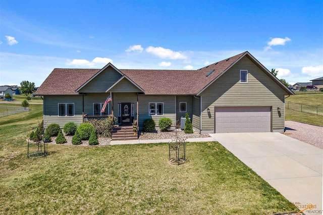 14786 Sunlight Dr, Rapid City, SD 57703 (MLS #154946) :: Heidrich Real Estate Team