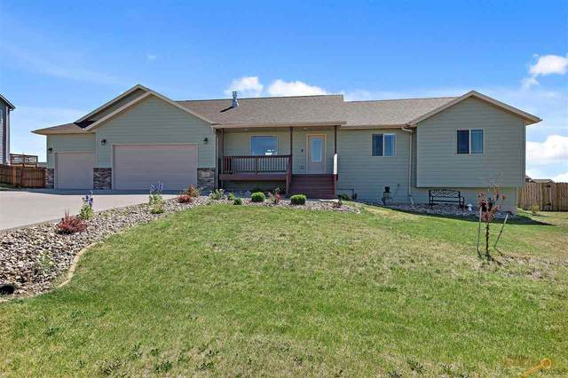 22962 Candlelight Dr, Rapid City, SD 57703 (MLS #155015) :: Heidrich Real Estate Team