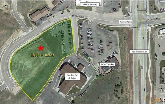 1051 Fairmont Blvd, Rapid City, SD 57702 (MLS #155018) :: Heidrich Real Estate Team