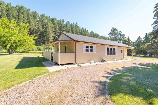 13004 Deer Creek Ln, Rapid City, SD 57702 (MLS #155033) :: VIP Properties