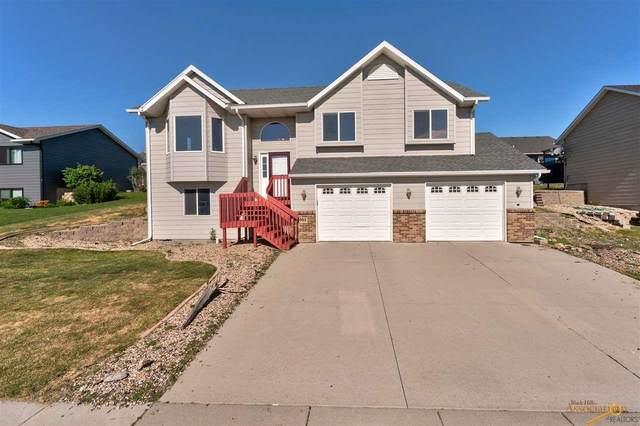 5003 Chalkstone Dr, Rapid City, SD 57701 (MLS #155044) :: Heidrich Real Estate Team