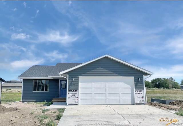 624 Rachel Ln, Rapid City, SD 57719 (MLS #155384) :: Heidrich Real Estate Team