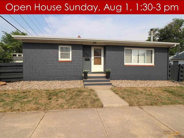 809 4TH, Rapid City, SD 57701 (MLS #155448) :: Dupont Real Estate Inc.