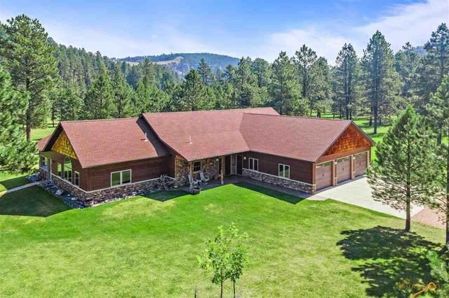 22536 Aspen Dr, Rapid City, SD 57702 (MLS #155649) :: VIP Properties