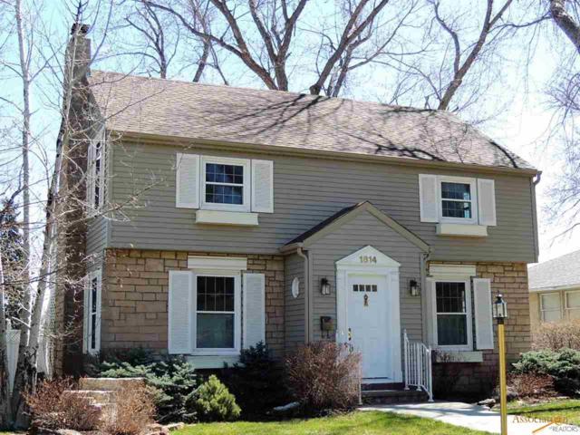 1814 West Blvd, Rapid City, SD 57701 (MLS #137825) :: Christians Team Real Estate, Inc.