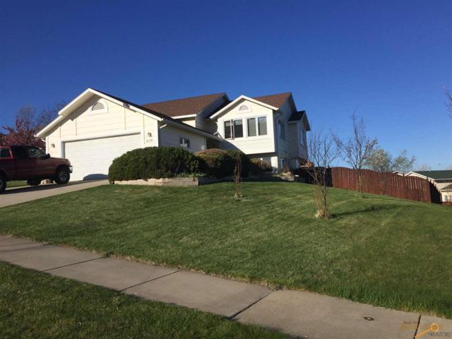 2119 Westgate Pl, Rapid City, SD 57702 (MLS #142629) :: Dupont Real Estate Inc.