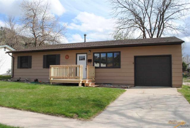 2521 Cruz Dr, Rapid City, SD 57702 (MLS #143788) :: Christians Team Real Estate, Inc.