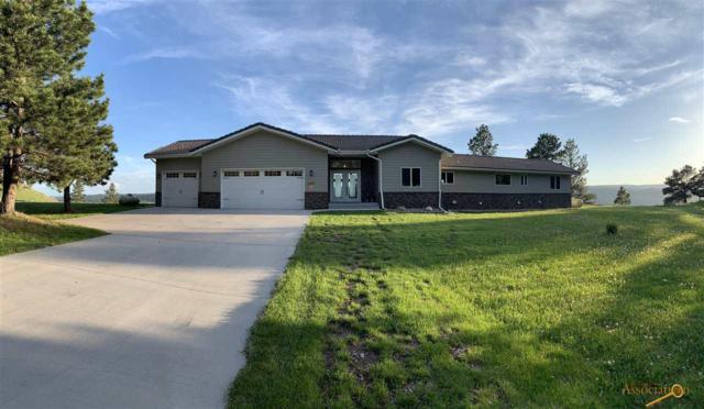 6605 Eastridge Rd, Black Hawk, SD 57718 (MLS #144196) :: Christians Team Real Estate, Inc.