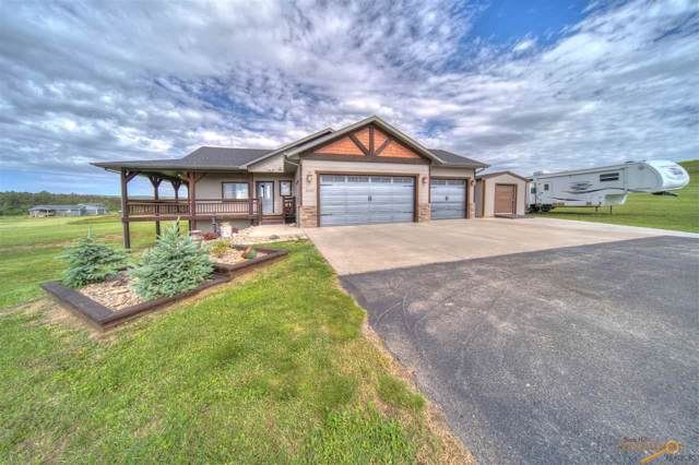 21623 Legacy Ct, Piedmont, SD 57769 (MLS #144681) :: Christians Team Real Estate, Inc.