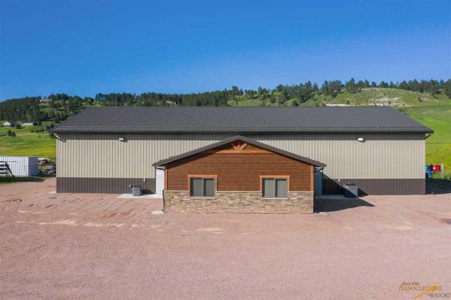 11720 Quaal Rd, Black Hawk, SD 57718 (MLS #144941) :: Dupont Real Estate Inc.