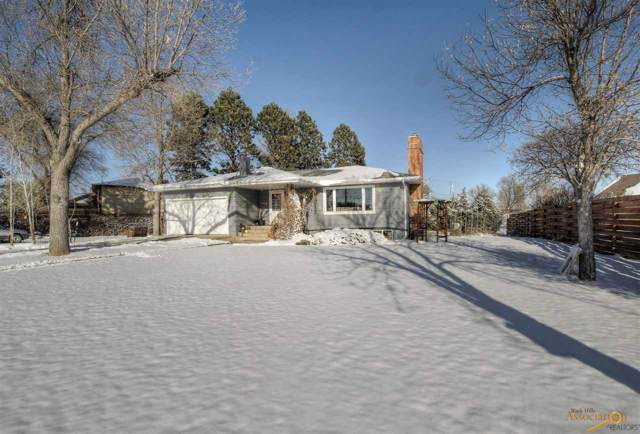 908 Soo San Dr, Rapid City, SD 57702 (MLS #146681) :: Dupont Real Estate Inc.