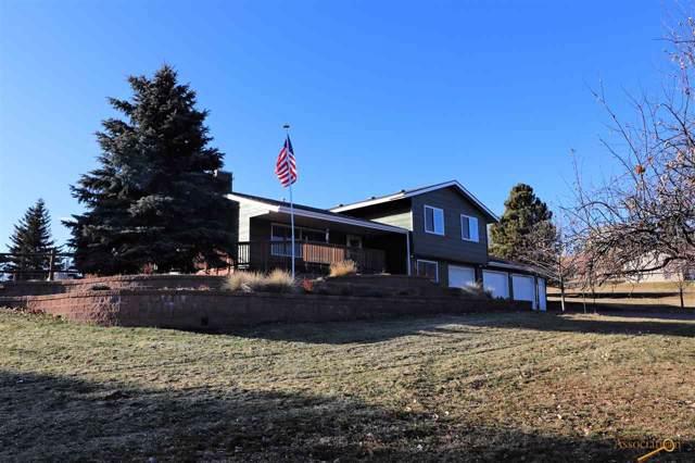 5007 Whispering Pines Dr, Rapid City, SD 57702 (MLS #146817) :: Heidrich Real Estate Team