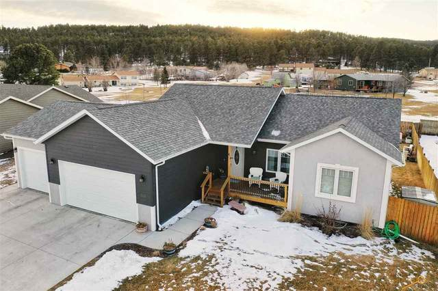 7335 Castlewood Dr, Summerset, SD 57718 (MLS #147639) :: Dupont Real Estate Inc.