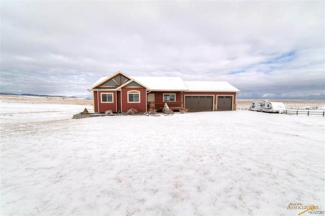 13403 Frontier Loop, Piedmont, SD 57769 (MLS #147681) :: VIP Properties