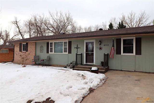 4111 W Main St, Rapid City, SD 57702 (MLS #147881) :: Dupont Real Estate Inc.