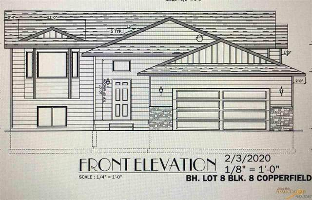 715 Bar Five Ranch Rd, Rapid City, SD 57703 (MLS #147991) :: Christians Team Real Estate, Inc.
