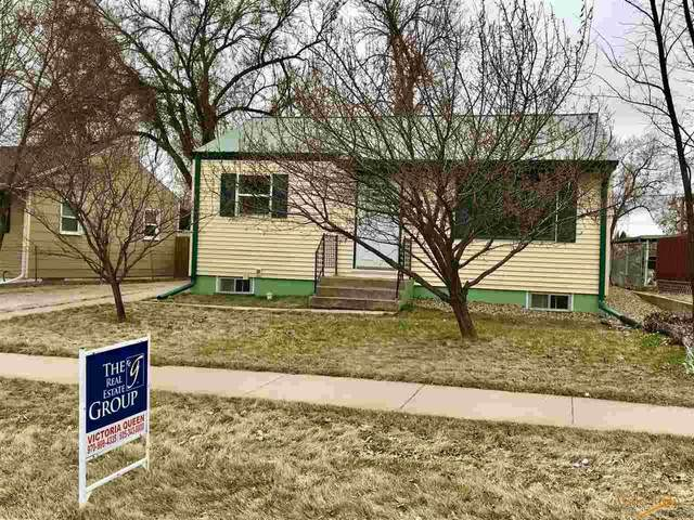 105 Grand Blvd, Rapid City, SD 57701 (MLS #148214) :: Christians Team Real Estate, Inc.