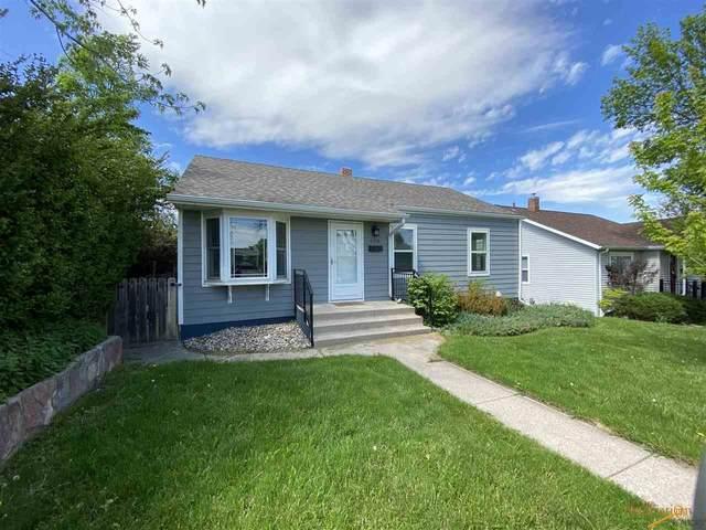 628 St Andrew, Rapid City, SD 57701 (MLS #149284) :: VIP Properties