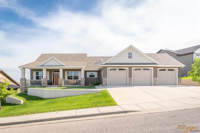 515 Enchanted Pines Dr, Rapid City, SD 57701 (MLS #149931) :: Dupont Real Estate Inc.