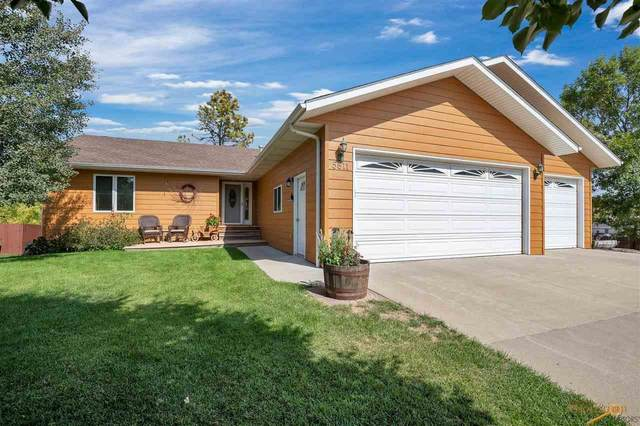 5611 Finch Ct, Rapid City, SD 57702 (MLS #150824) :: Heidrich Real Estate Team