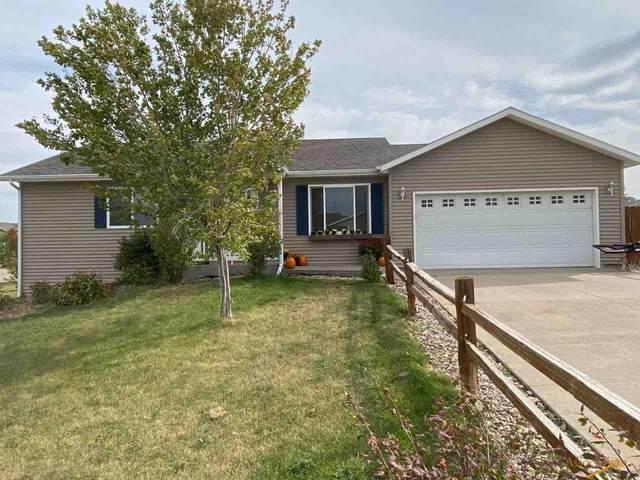 702 S Ellsworth Rd, Box Elder, SD 57719 (MLS #150902) :: VIP Properties
