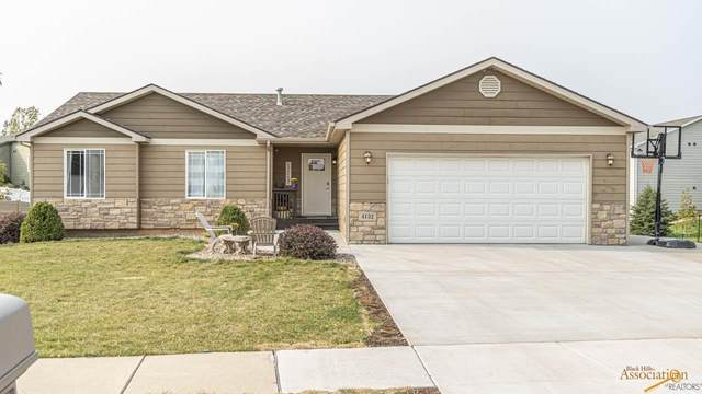 4132 Portrush Rd, Rapid City, SD 57702 (MLS #151230) :: Dupont Real Estate Inc.