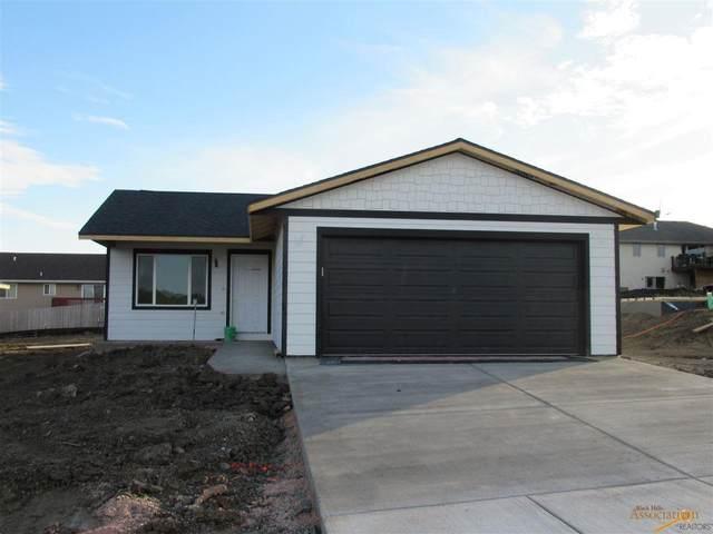5309 Coal Bank Dr, Rapid City, SD 57701 (MLS #151237) :: Black Hills SD Realty