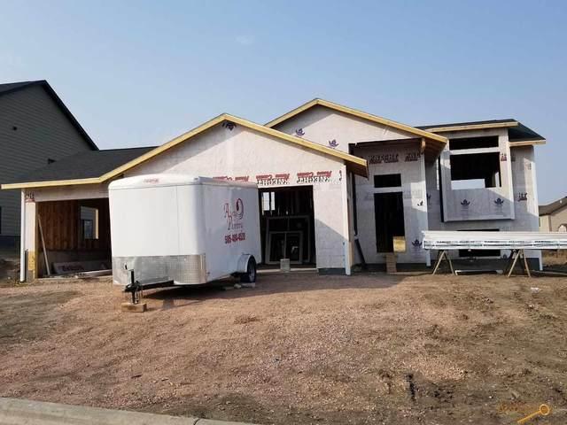 4637 Coal Bank Dr, Rapid City, SD 57701 (MLS #151294) :: Heidrich Real Estate Team