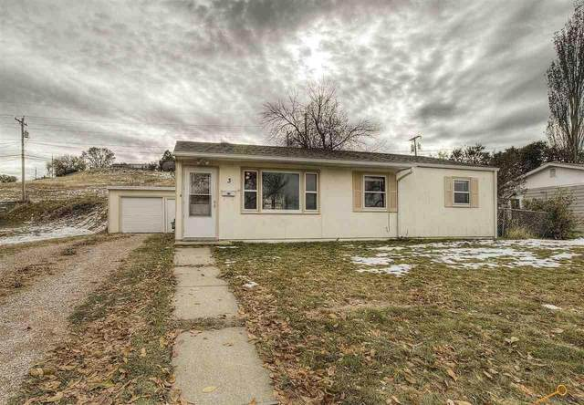 3 Indiana, Rapid City, SD 57701 (MLS #151580) :: Black Hills SD Realty