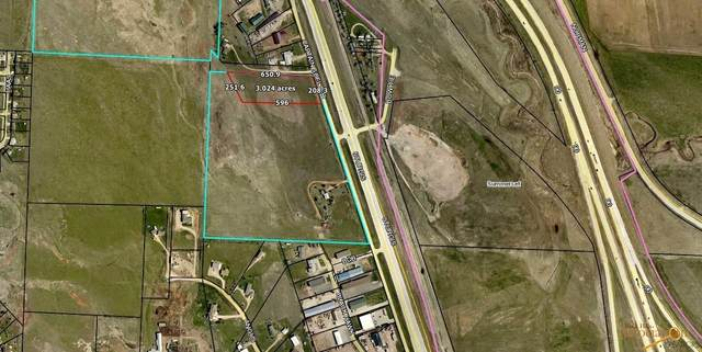 TBD Captain Soelzer St, Black Hawk, SD 57718 (MLS #151767) :: VIP Properties