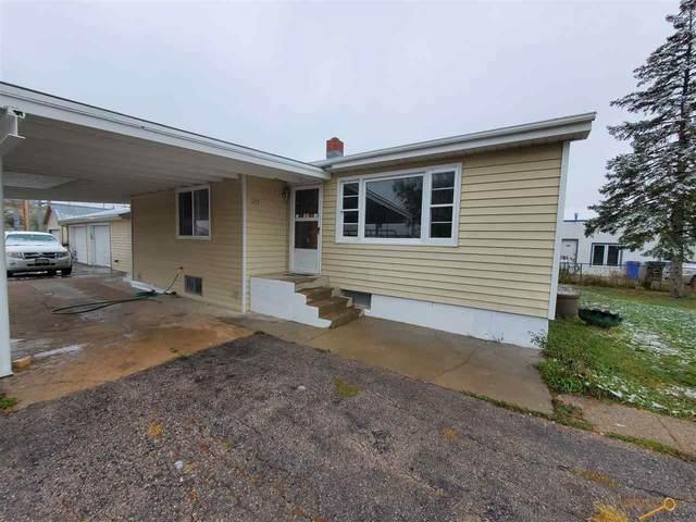 1211 & 1215 E St Francis, Rapid City, SD 57701 (MLS #152595) :: VIP Properties