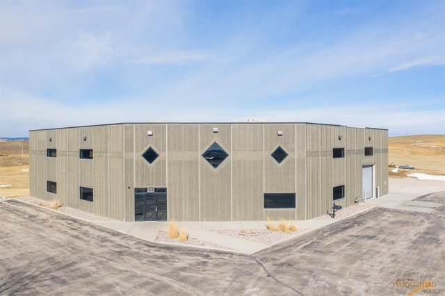 333 Turbine Dr, Rapid City, SD 57703 (MLS #153065) :: Black Hills SD Realty