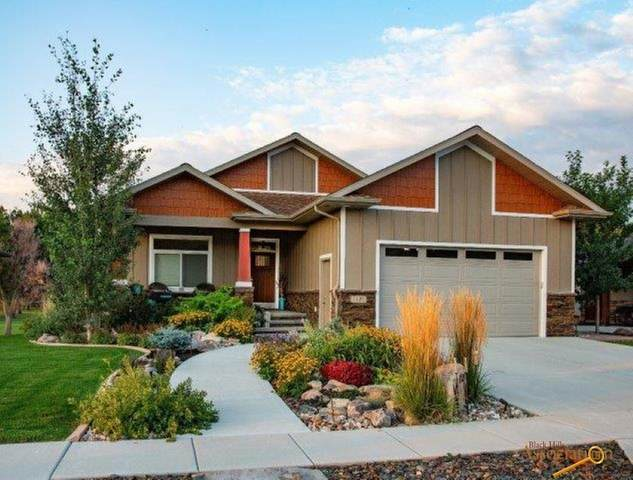 1121 Settlers Creek Pl, Rapid City, SD 57701 (MLS #153143) :: Heidrich Real Estate Team