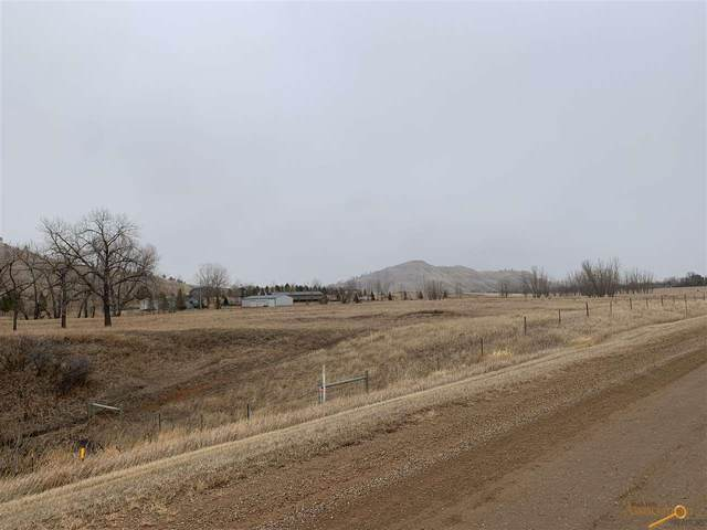 tbd Spring Valley Rd, Piedmont, SD 57718 (MLS #153261) :: Heidrich Real Estate Team