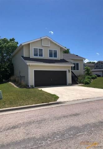 1201 Range View Cir, Rapid City, SD 57701 (MLS #154667) :: Heidrich Real Estate Team