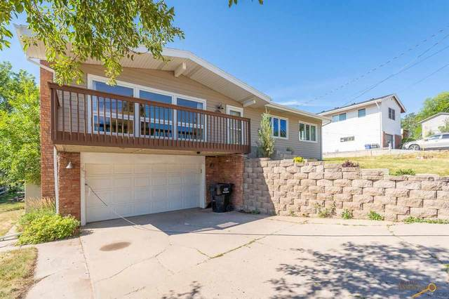 1203 St Andrew, Rapid City, SD 57701 (MLS #155038) :: Dupont Real Estate Inc.
