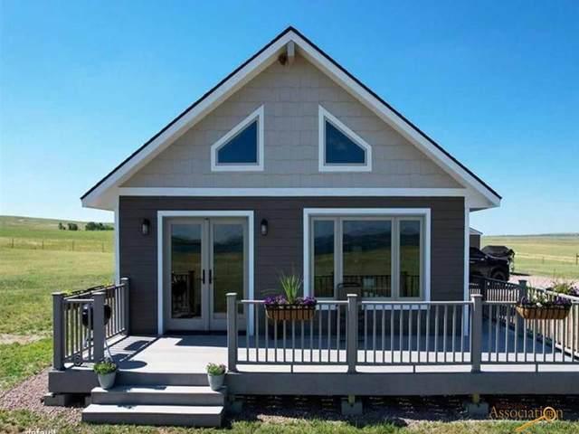 13166 E Southshore Rd, Hot Springs, SD 57747 (MLS #155276) :: Dupont Real Estate Inc.