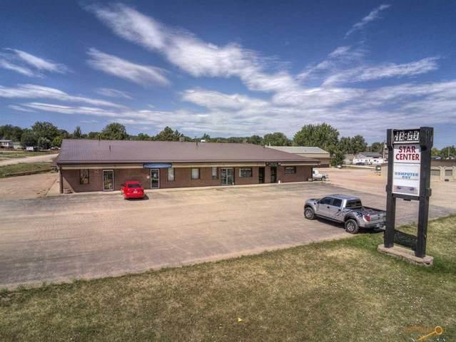 6801 Black Hawk Rd, Black Hawk, SD 57718 (MLS #155358) :: Heidrich Real Estate Team