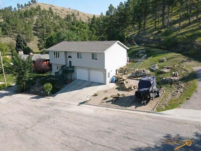 2206 Cerro Ct, Rapid City, SD 57702 (MLS #155968) :: Daneen Jacquot Kulmala & Steve Kulmala